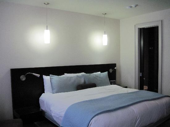 Shaw Club Hotel: Comfy Bed