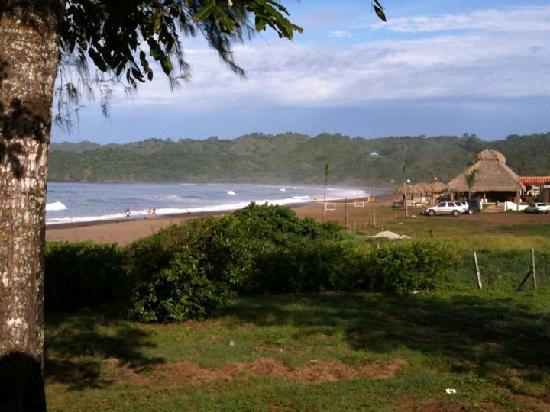 El Sitio Playa Venao: Venao view