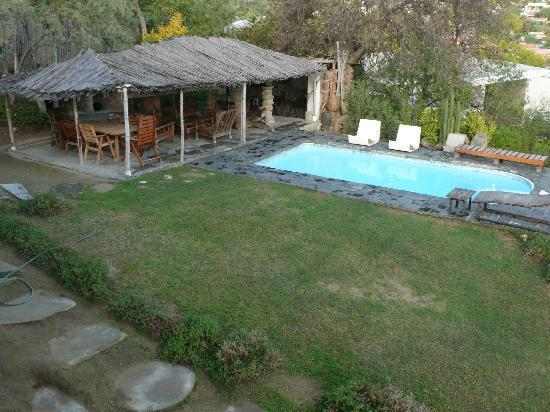 Karoo Soul Travel Lodge & Cottages: Pool