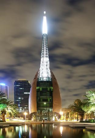 Perth, Australia: The Bell Tower