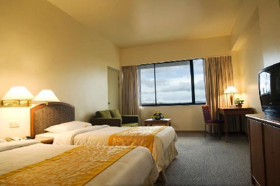 Harbour View Hotel: Deluxe Room
