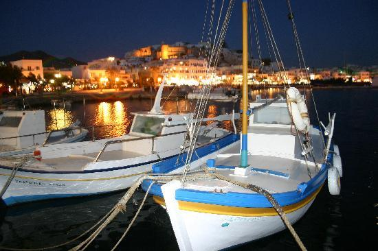 Naxos Harbour