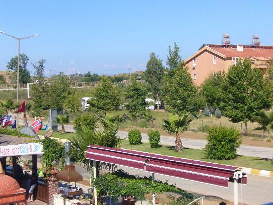 Irem Garden Hotel & Apartments: Mer utsikt