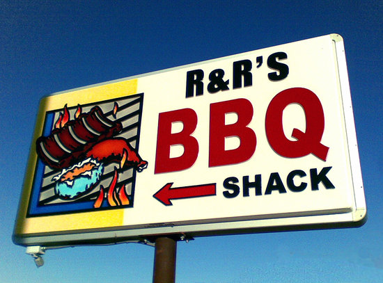 R & R's BBQ Shack, The Little PlaceWith a Big Taste