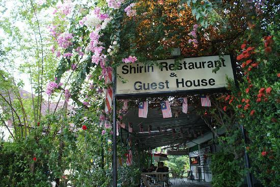 Shirin Homestay: entrance