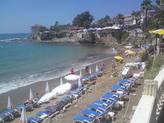 Side Star Beach Hotel: beach