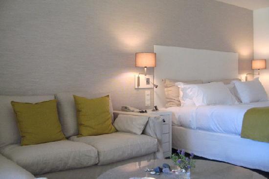 Blue & Green Vilalara Thalassa Resort: La chambre.