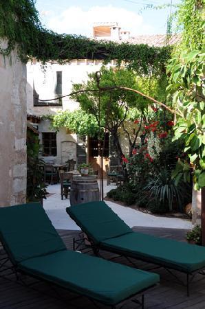 Sineu, สเปน: Courtyard