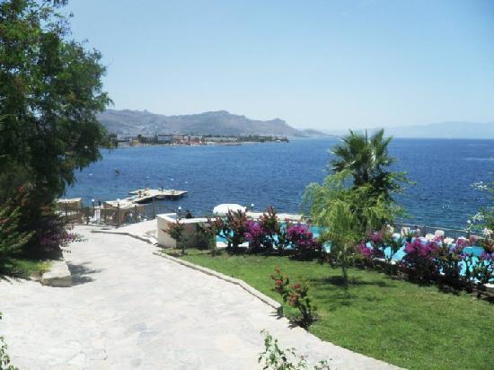Kadikale Resort : View from room