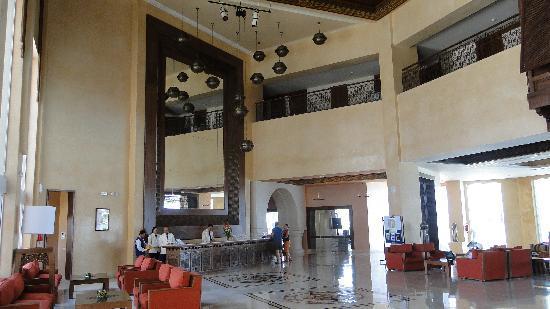IBEROSTAR Royal El Mansour & Thalasso: Recepcion