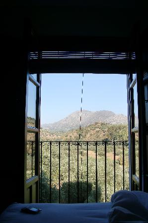 Casa Olea : that's the view when lying in bed!