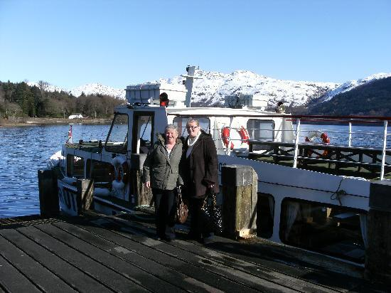 Loch Awe Hotel Boat Trip On Lomond