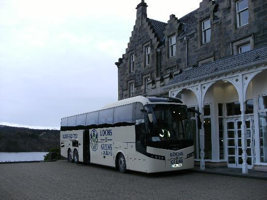 Loch Awe Hotel Lochs And Glens Coach
