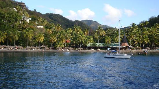 Infinity Pool Picture Of Jade Mountain Resort Soufriere Tripadvisor