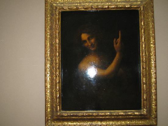 Paris, France : il dito misterioso