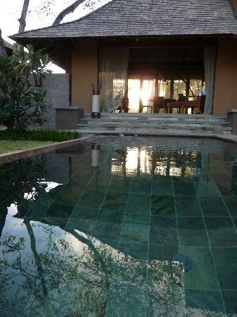 Constance Ephelia : Reflections on the pool