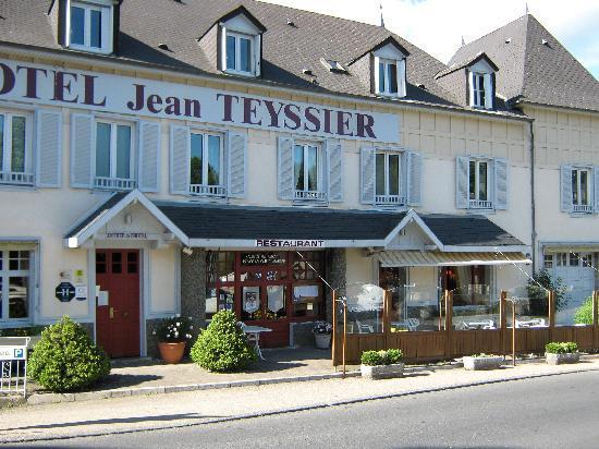 Hôtel Jean Teyssier