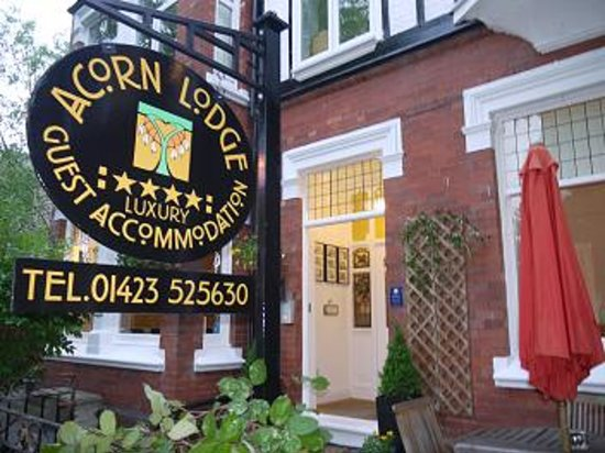 Acorn Lodge Harrogate : Acorn Lodge Front