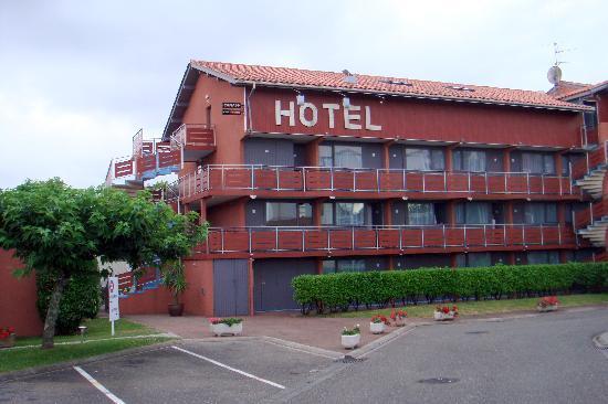 Amarys Inter Hotel Biarritz: Hôtel Amarys