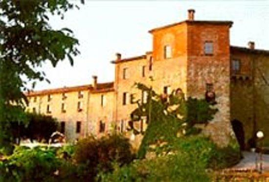 Rocca Buitoni B&B: Front view