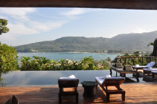 Andara Resort and Villas: The view from our private pool