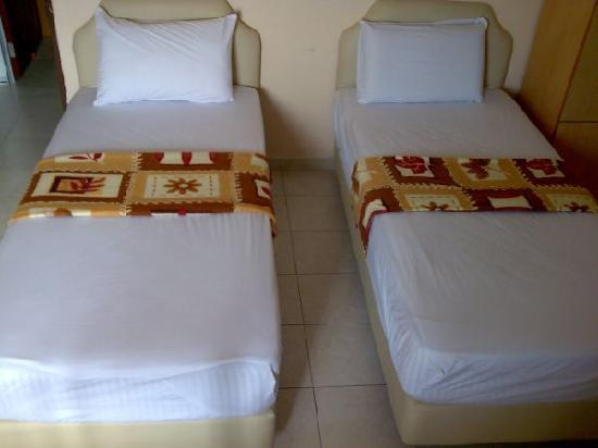 Kota Lodge: nice & comfy beds