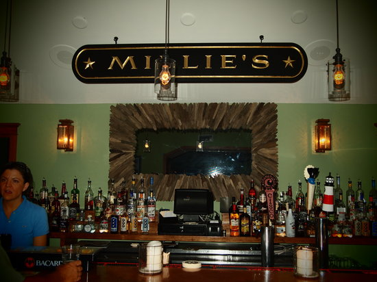 Millie's: Upstairs Bar