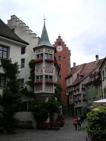 Meersburg (Bodensee), Deutschland: Hotel Baren in Meersburg