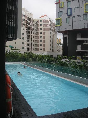 Studio M Hotel: Hotel Swimming Pool