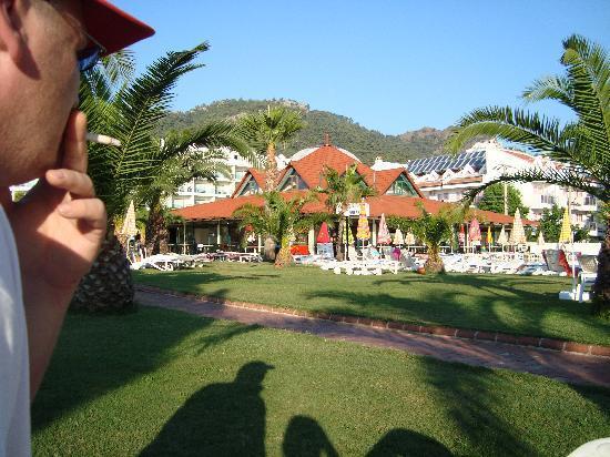Club Hotel Pineta: sundowner suite