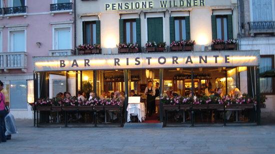 Ristorante Wildner: Restaurante Wildner