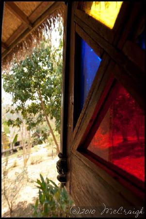 Lao Spirit Resort: Through the Stained Glass