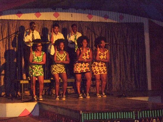 moyo Stellenbosch: Unterhaltung