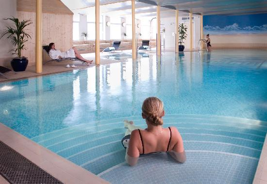 New Lanark Mill Hotel: Leisure Club