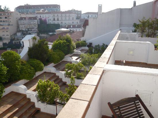 Olissippo Castelo: Les terrasses