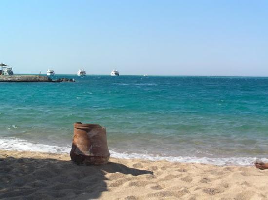 Jewels Sahara Boutique Resort: sea, beach