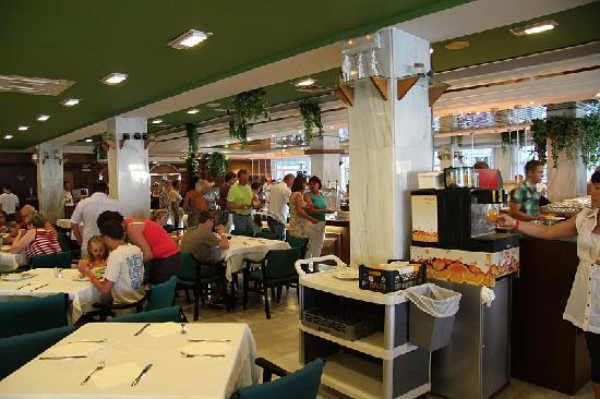 Hotel Roc Boccaccio: Restaurant