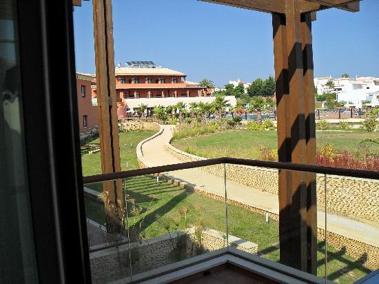 Monte Santo Resort: Apartment view of club house