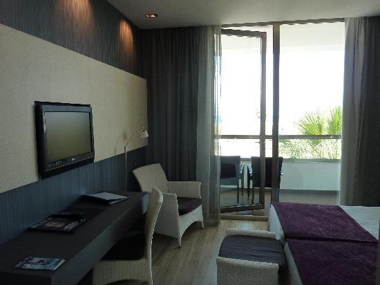 Sagunto, Spanien: Zimmer