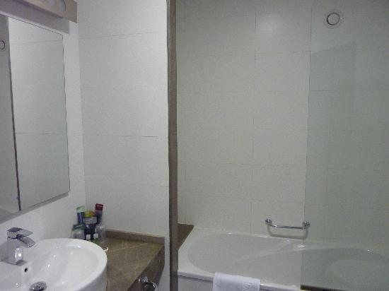 Hotel Els Arenals: Badezimmer