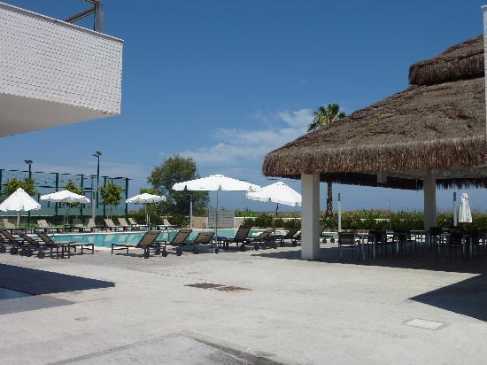 Sagunto, Hiszpania: Pool