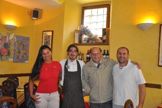 Tempero : Mara,graçon,Agassis e Alessandro