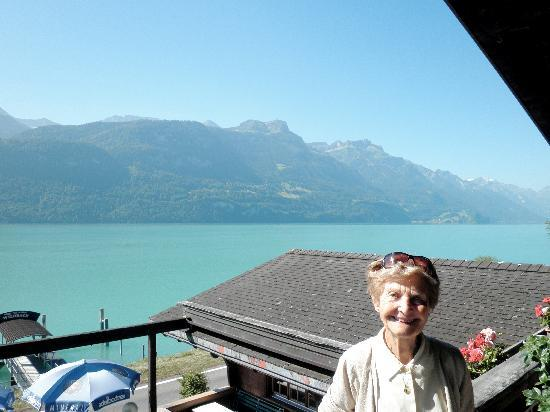 Hotel Wildbach: Eaux turquoises