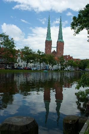 Hotel Lindenhof Lübeck: Dom Lübeck
