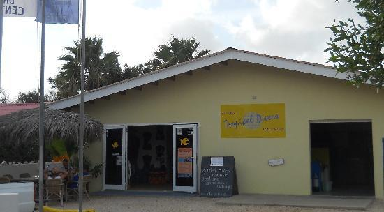 Tropical Inn Bonaire: Tropical Divers - Dive Shop