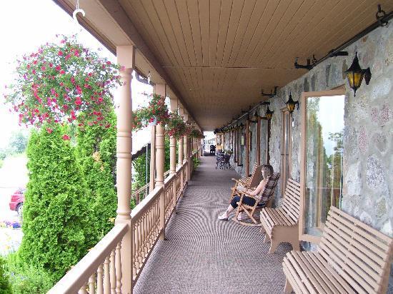 Hotel Cap-aux-Pierres: Galerie de l'hotel