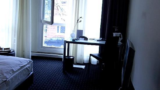 Hotel Boston Hamburg: This is the basic priced room