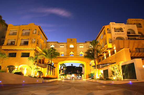 Tesoro Los Cabos: Hotel out