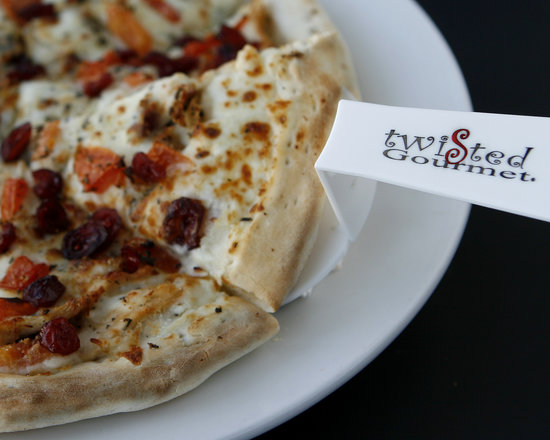Twisted Gourmet: Gourmet Pizza
