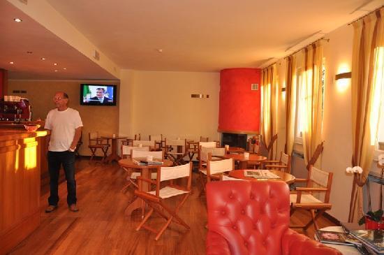 Oasi Hotel: interior